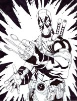 DEADPOOL by Mulv