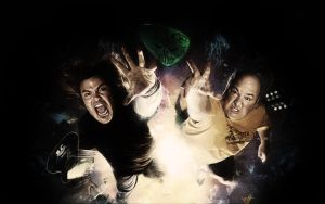 Tenacious D wallpaper by GilfordArt