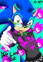 Tecno Sonic by Amely14128