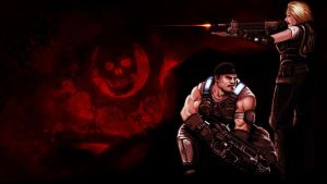 GOW3 Wallpaper by enumasam
