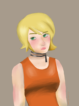 Heather from Silent Hill by CircuitsandWires
