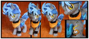 Eira OC Custom Plush by Nazegoreng