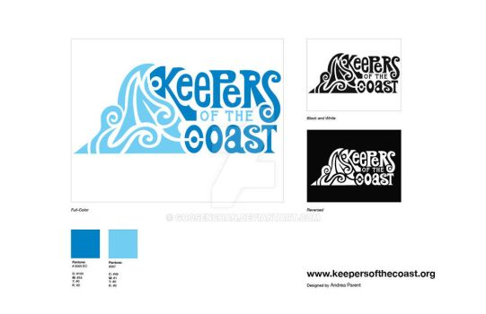 Keepers of the Coast Logo by AndiParent