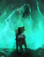Wolf Vision by KEPZONE
