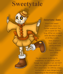 .:Sweetytale Reference:. Sweetums Sans by Uketello