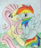 Flutterdash: Lickies by XquiizitGam3r