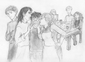 conflict btwn Sirius and Molly by Hillary-CW