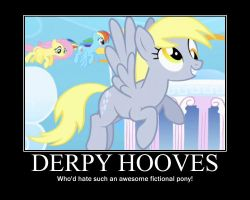 Derpy Hooves by Animalunleashed