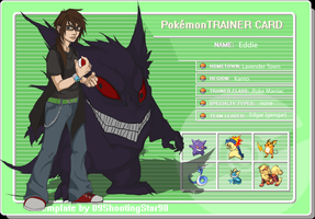 Trainer Card by Eddie-Ka