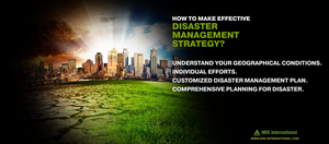 How to make effective Disaster Management Strategy by yanglee2354