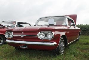 Corvair Convertible by SwiftysGarage