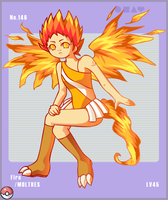 :: Moltres :: by vinnick