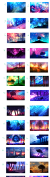 SUPER SALE SCENERY AUCTION !!!!! ONLY 15 $ (USD) by ryky