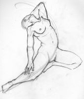 Life drawing by TwilightsDon