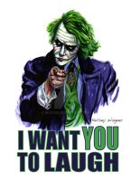 Joker: Uncle Sam Parody by wagz20