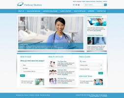 Parkway Shenton Website Redesign by romirockstar