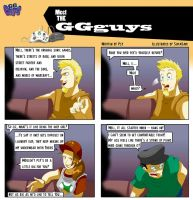 GGguys 10 Meet the GGguys by SupaCrikeyDave