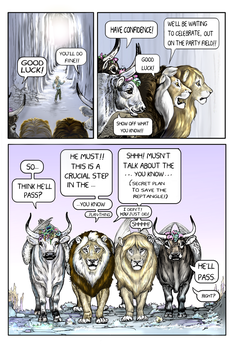 The Veligent Page 17 Color by Reptangle
