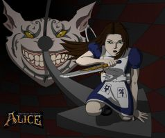 AM's Alice 1 bloodless by TGWabba