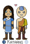 Kataang Mini - Avatar Minis by innocent--angel