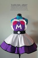 Master Ball - Pokemon - Cosplay Pinafore by DarlingArmy
