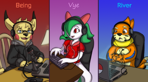 Broadcasting! by the-b3ing