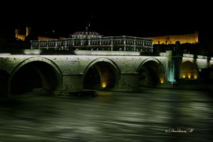 Stone Bridge (Skopje) by dardaniM