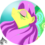 Fluttershy Fashion Pin by ArwingPilot114