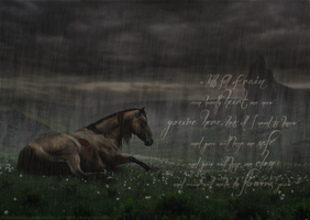 A Little Fall of Rain by PhoenixAureus
