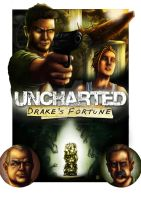 Uncharted: Drake's Fortune by Kmadden2004