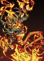 Firelord by yellow-five by warcraft