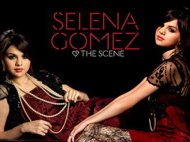 Selena Gomez Wallpaper by Meeltje2951