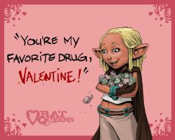 Rat Queens Vday: Betty by johnnyrocwell