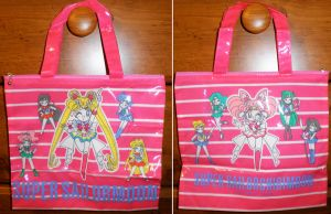 Sailor moon Supers bag by OWcollection