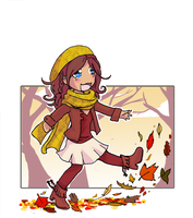 Autumn ID by Ayaluna