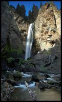 Tower Fall 1 by wyorev