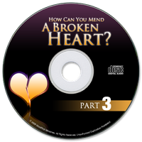 CD Art - Mend A Broken Heart by cgitech