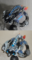 Bionicle MOC: Alien Spaceship1 by Mana-Ramp-Matoran