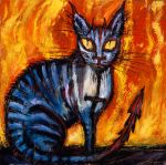 The Unholy Cat by CliveBarker
