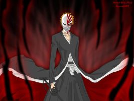 Ichigo - The Dark Vizard by Xpand-Your-Mind