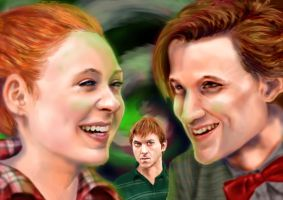The Ponds by Frog27