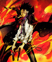 Xanxus FLAME! by RabiRabi