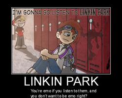 Snafu Motivation: Linkin Park by RisenHellFire