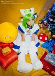 Merry Christmas nyo by Hitomi-Cosplay