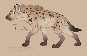 Dune Ref by MBPanther