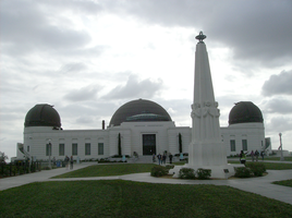 Griffith Observatory by AdrienCGD