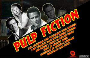 Don Siegel's Pulp Fiction by AtomTastic