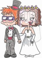 "Lil Finster Says ""I Do"" by nintendomaximus"