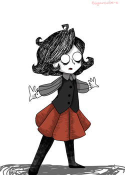 Don't Starve oc by Sugarcube-s