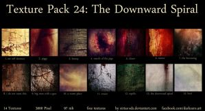 Texture Pack 24: The Downward Spiral by Sirius-sdz